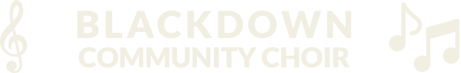 Blackdown Community Choir logo