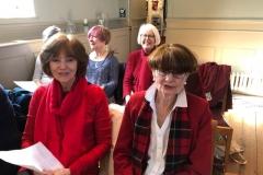 Judy, Val and Vivian