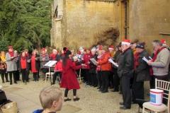 The Choir sings!